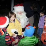 Nelson: Santa Makes Stop At Stoney Creek For Annual Tree Lighting