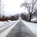 Wintry Weather Hits Central Virginia Blue Ridge Area