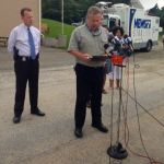 Nelson Sheriff Brooks, FBI & Family Of Missing Teen Hold Press Conference