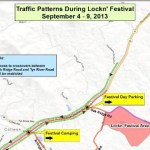 Nelson : Motorists On Route 29 Urged To Plan Ahead For Congestion - Lockn' Music Fest, September 4-9