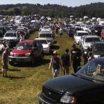 Nelson: Grid Lockn' Traffic Beginning To Move Into Area For Festival  - Updated 2:45 PM