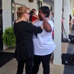 Alexis Murphy's Mother & Morgan Harrington's Mom Unite At Lovingston Cafe