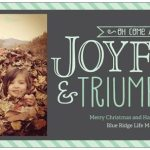 Merry Christmas & Happy New Year From Blue Ridge Life Magazine