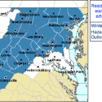 Back To Winter Weather Advisory For Most of Blue Ridge Area : Warning Canceled