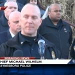 Virginia State & Waynesboro Police Hold Friday Press Conference With Updates In Kevin Quick Case