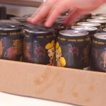 Virginia Craft Brew Canning History Made Wednesday At Wild Wolf Brewing : With Video Clip