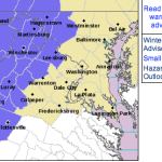Winter Weather Advisory  -  CANCELED