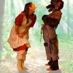 """Crozet: """"Little Red Riding Hood & the Wily Wolf """" - 10th Anniversary Spring Dance Gala"""