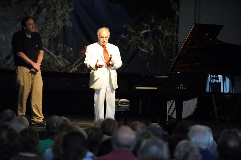 Wintergreen Performing Arts – Summer Music Festival In Full