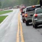 Weekend Events Snarl Traffic Along Routes 151 & 664 In Nelson
