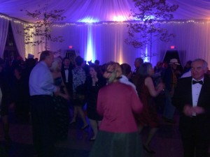 And of course there was plenty of dancing too!