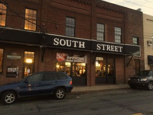 The newly renovated South Street Brewery is holding a series of soft opens for the next day or two with the opening to the general public on Monday November 3rd.