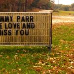 Saying So Long - Piney River Remembers One Of Its Best Friends