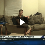 Nelson County Residents Suing Dominion To Stop Gas Pipeline : Via CBS-19