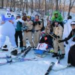 Wintergreen Adaptive Sports Holds Annual Mardi Gras Gala On The Slopes