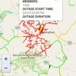 Large Power Outage in Buckingham As Of 3:38 PM Wednesday : Updated 4:44 PM : Restored
