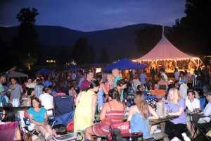 ©2015 Blue Ridge Life Magazine : Photos By Paul Purpura : After a long, long winter the wait was finally over this past Saturday night - June 13, 2015 as Veritas kicked off its annual Starry night series at the vineyard.