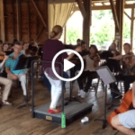 Local Musicians Join In With Wintergreen Performing Arts Summer Music Fest At Rodes Farm Barn (Video)