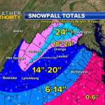 Emergency Agencies Prepare For Major Winter Storm : 1.20.16 : 7:00 PM Update