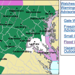 FLOOD WATCH : Wednesday Morning Until Late Wednesday Night : February 24, 2016