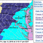 Freeze Warnings & Watches : ! EXPIRED !