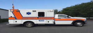 Nelson Rescue Squad Unit 100
