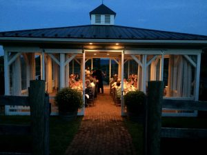 ©2016 Blue Ridge Life Magazine : Photos By Tommy Stafford : A perfect evening this past Friday 7.29.16 at The Farm House At Veritas for a collaborative dinner with Virginia Distillery Company.