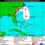 Watching Hurricane Matthew : Updated 10.7.16 - 5:30 PM EDT