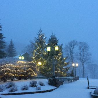 Mountain Christmas.Blue Ridge Mountain Christmas At Wintergreen Resort