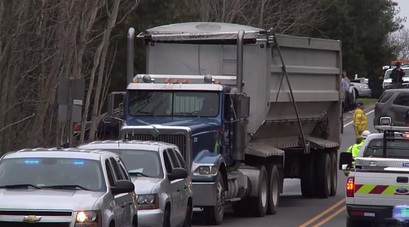 Buckingham : Two Children Killed In Auto Crash Approaching School