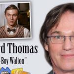 Nelson : Schuyler : Richard Thomas Star Of The Waltons To Visit Town Based On Series