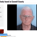 News Alert : Missing Man Found Dead In North Carolina : Suspect Ties To Nelson County, Virginia Shooting