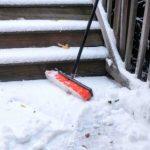 First Snow Falls Overnight At Wintergreen