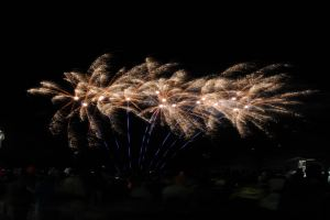 Happy New Year 2018! : Fireworks Pics From Wintergreen Resort   Blue ...