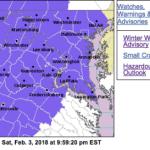 Weather Alert : Winter Weather Advisories  (EXPIRED)