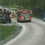 Wintergreen Police & Fire Investigate Backhoe Accident Near Overlook