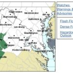 FLASH FLOOD WATCH IN EFFECT FROM NOON EDT TODAY THROUGH THIS EVENING