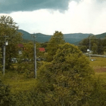 Neat Time Lapse Video Of Thursday's Storms From Our BRL Ski Barn Webcam