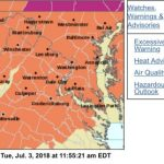HEAT ADVISORY REMAINS IN EFFECT UNTIL 8 PM EDT THIS EVENING - EXPIRED