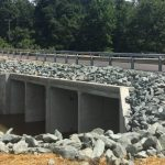 Albemarle : ROUTE 250 BRIDGE AT IVY IS OPEN TO TRAFFIC