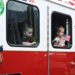 Lovingston Holds Annual 4th Of July Parade