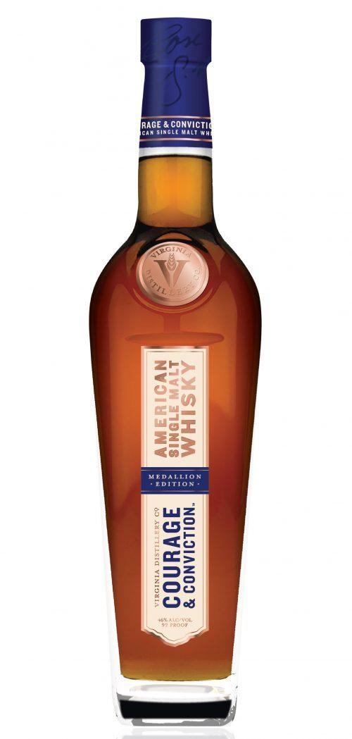 Lovingston : Medallion Now, Whisky Later : Virginia Distillery Launches Pre-Sale Program for American Single Malt