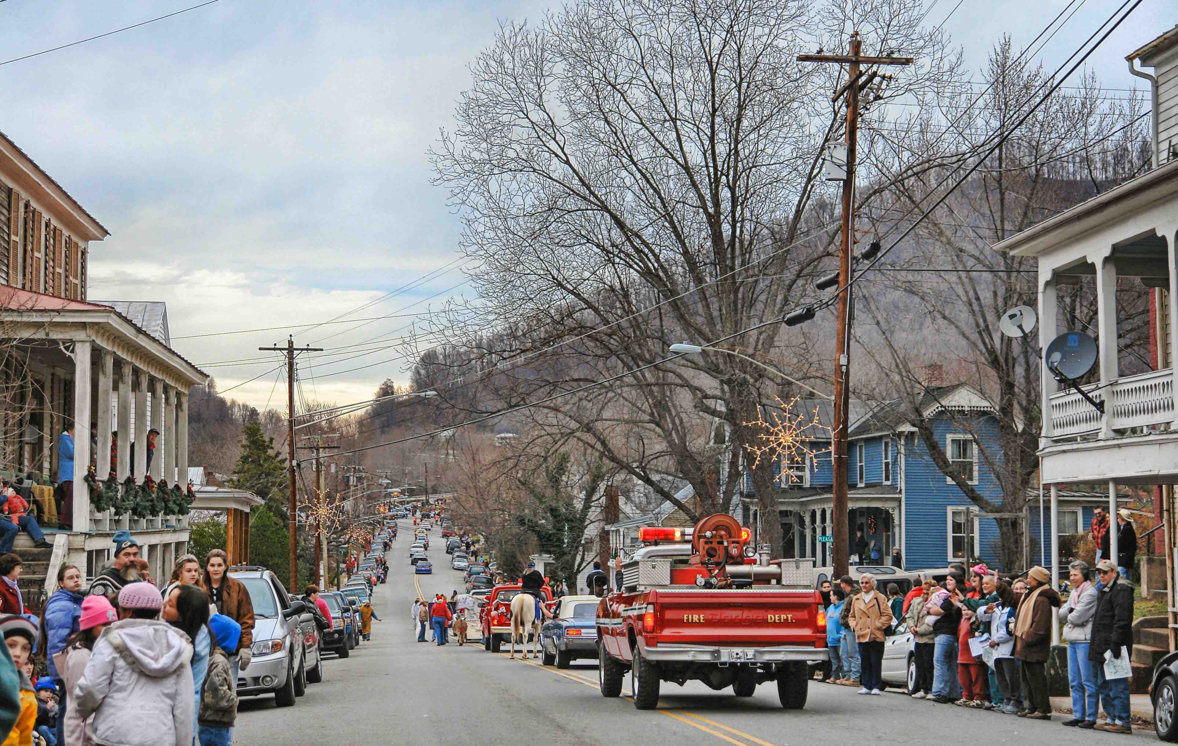 Village Of Lovingston Readies For 'The Magic Of Christmas