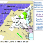 Winter Weather Advisory : Extended For Parts Of The Blue Ridge Until Late Friday / Early Saturday