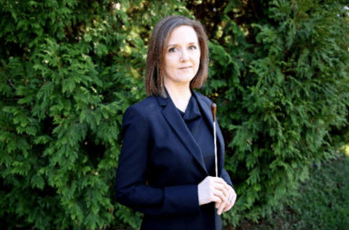 WPA Artistic Director Erin Freeman Named As Finalist Nominee For Classical Woman Of The Year Award