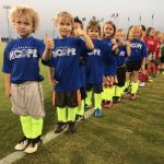Nelson County Parks & Rec Soccer Team Hosted At UVA
