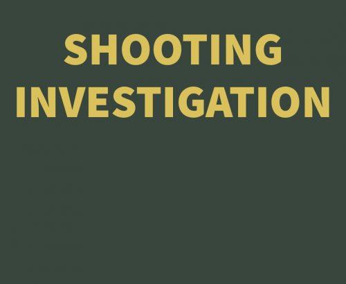 NELSON : VSP Investigates Shooting In Wingina