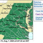 Weather Bulletin : FLASH FLOOD WATCH : From Noon Friday Into Late Night - CANCELLED