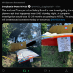 NTSB Now Investigating Monday Night Plane Crash In Weyers Cave : Updated 4.14.21