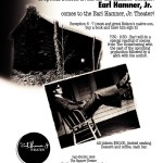 "EARL HAMNER TO KICK OFF ""THE HOMECOMING"" SEASON : Tonight! : 11.5.09"